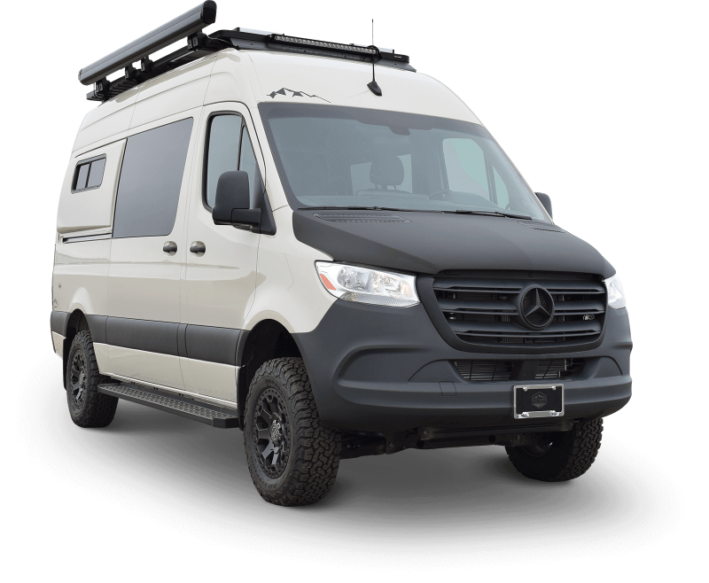 The Longs Peak Antero Adventure Van