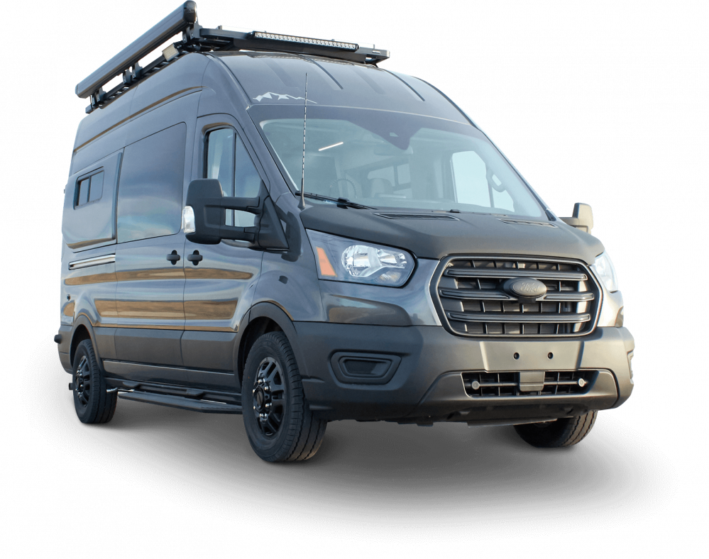 The Pikes Pike Antero Adventure Van